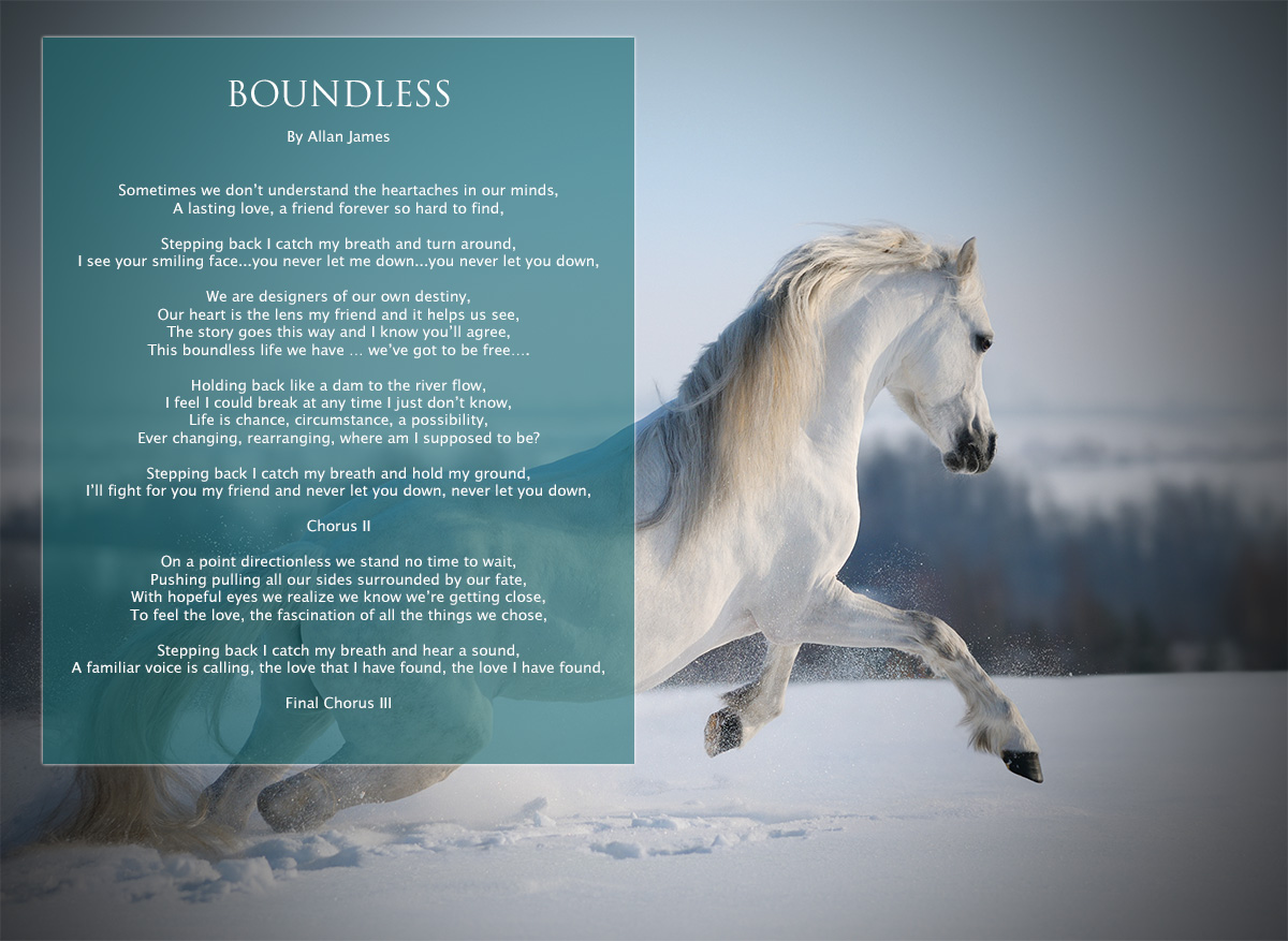 Boundless (by Allan James) Doors to Somewhere